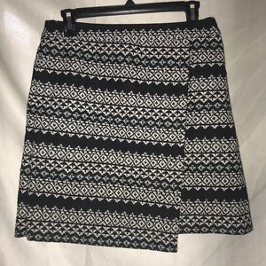 LOFT size 4 mini skirt business casual work